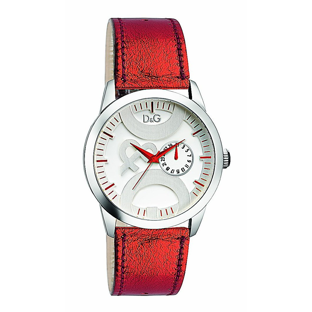 DOLCE & GABBANA D&G DW0701 Twin Tip Watch