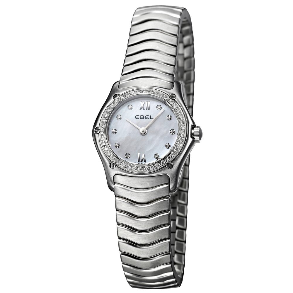 Ebel Diamond Watch