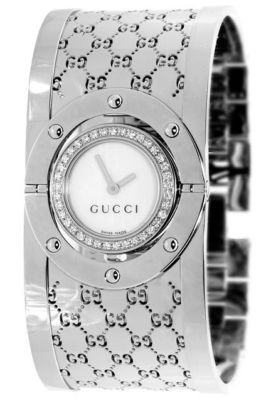 Gucci Twirl 37 Diamond Ladies Watch Ya112415
