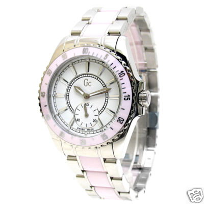Guess Collection Gc Ceramic Ladies Watch 29005l2