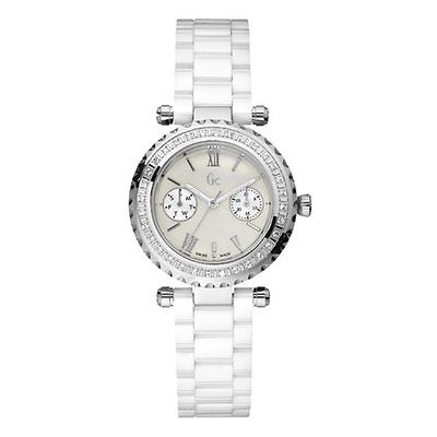 guess collection gc precious diver chic diamond ceramic ladies guess collection gc precious diver chic diamond ceramic ladies watch i01200l1