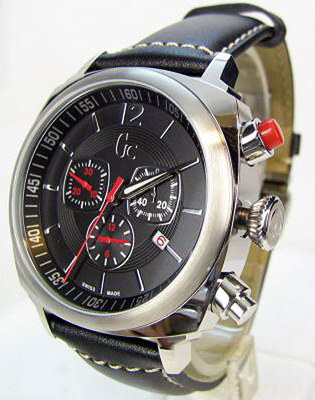 guess collection gc trend chronograph gents watch 34502g2