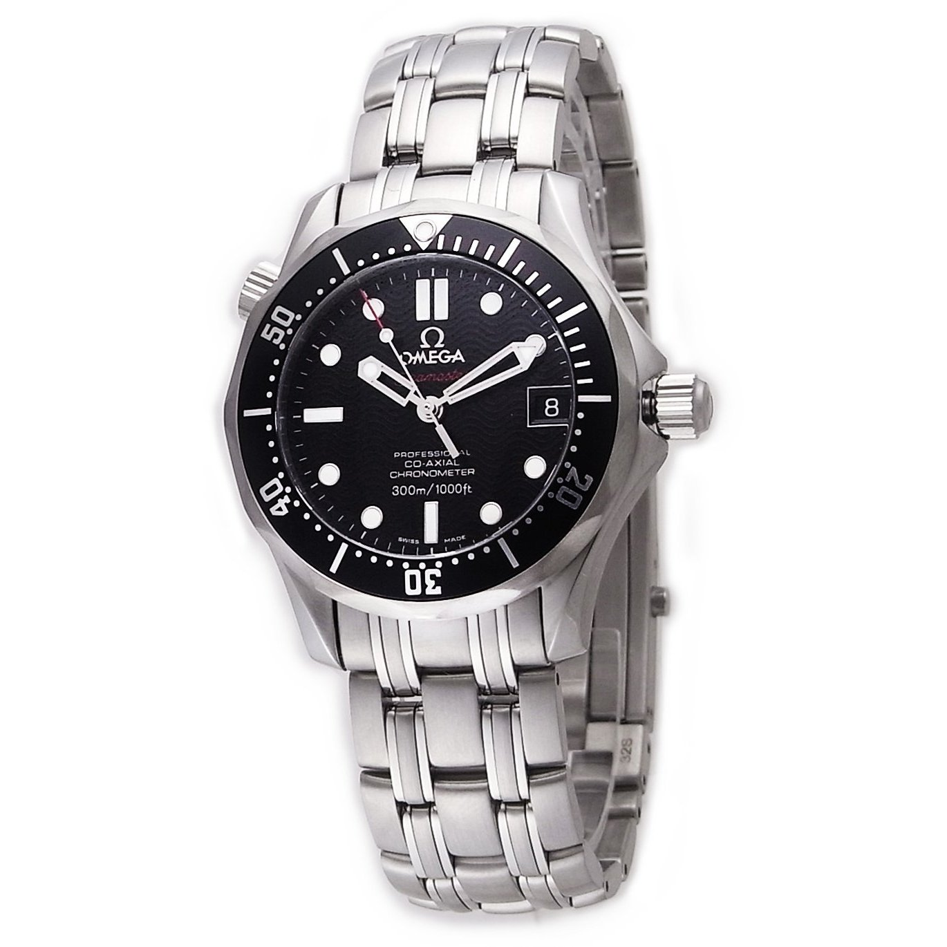 Omega seamaster diver 300m automatic co axial watch for Omega diver