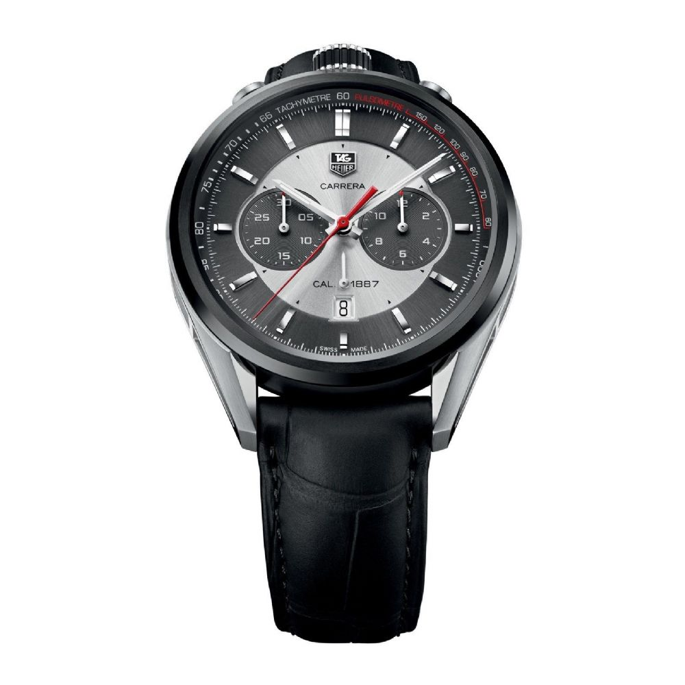 tag heuer carrera calibre 1887 jack heuer automatic gents. Black Bedroom Furniture Sets. Home Design Ideas
