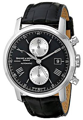 BAUME & MERCIER Classima AUTOMATIC Chronograph Gents Watch 8733