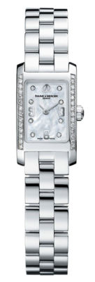 BAUME & MERCIER Hampton Classic Diamond Ladies Watch 8681