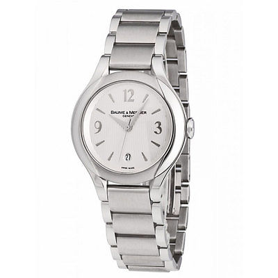 BAUME & MERCIER Ilea Diamond Ladies Watch 8767