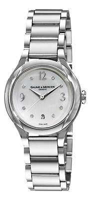 BAUME & MERCIER Ilea Diamond Ladies Watch 8769