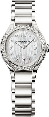 BAUME & MERCIER Ilea Diamond Ladies Watch 8772