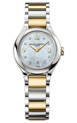 BAUME & MERCIER Ilea Diamond Ladies Watch 8774