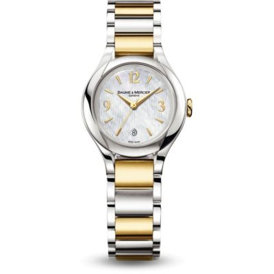 BAUME & MERCIER Ilea Two-tone Ladies Watch 8773