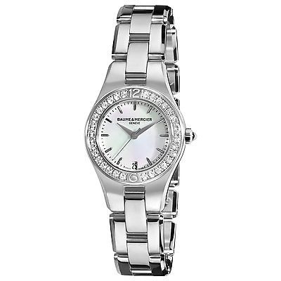 BAUME & MERCIER Linea Diamond Ladies Watch 10013