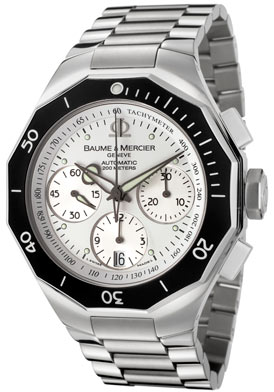 BAUME & MERCIER Riviera AUTOMATIC Chronograph Watch 8724