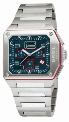 BREIL Logo Chronograph Gents Watch BW0392