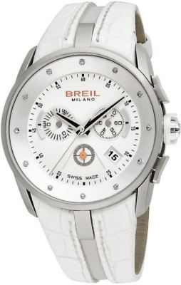 BREIL Milano Diamond Chrono Ladies Watch BW0429