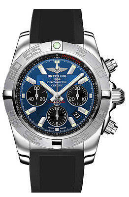 BREITLING Chronomat 44 Automatic Chronograph Gents Watch AB011011/C789/131S