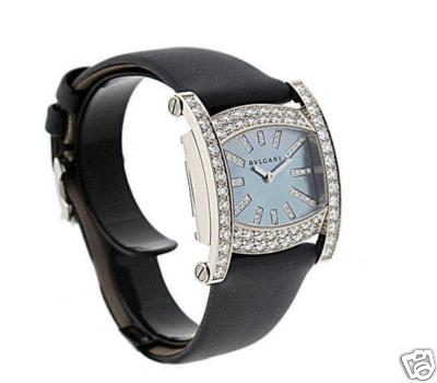 BVLGARI Assioma 102 Diamond Ladies Watch AAW36G