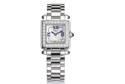CHOPARD Happy Sport 37 Diamond Ladies Watch 278895-2004
