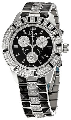 CHRISTIAN DIOR Christal 488 Diamond Ladies Watch CD11431DM001