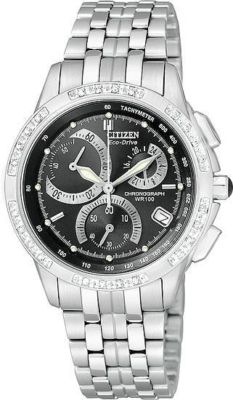 CITIZEN Eco Drive 4700 Calibre Diamond Ladies Watch FB1090-57E