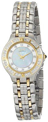 CITIZEN Eco-Drive Lucca 40 Diamond Ladies Watch EP5614-51D