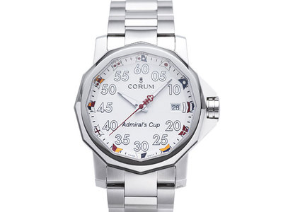 CORUM Admirals Cup Competition 40 Gents Watch 082.961.20-V700