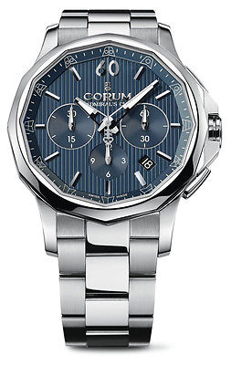 CORUM Admirals Cup Legend 42 Chrono Automatic Gents Watch 984.101.20/V705 AB10