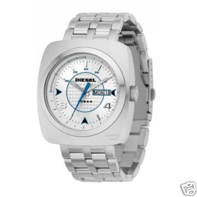 DIESEL DZ1184 White Dial Gents Watch