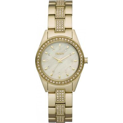DKNY NY8398 Gold plated Ladies Watch
