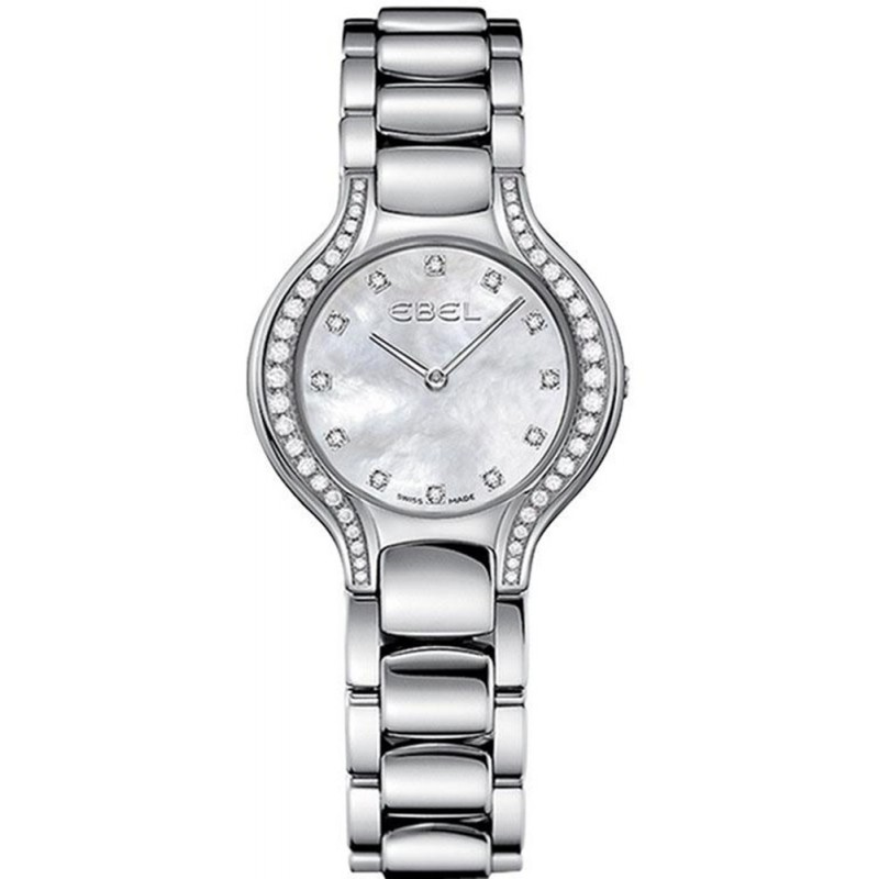 EBEL Beluga Mini 58 Diamond Ladies Watch 1215870