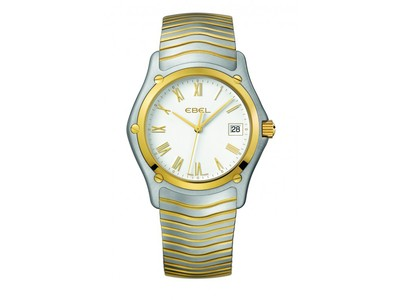 EBEL Classic 18ct Gold Gents Watch 1255f41/0225, 1215649