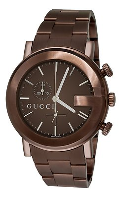 GUCCI 101 G-Chrono Gents Dress Watch YA101341