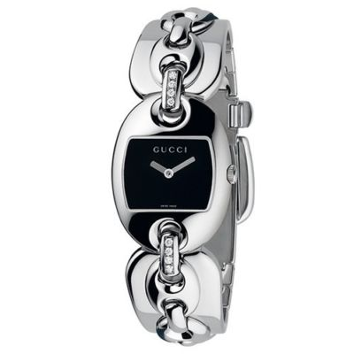 GUCCI Marina Diamond Petite Ladies Watch YA121505