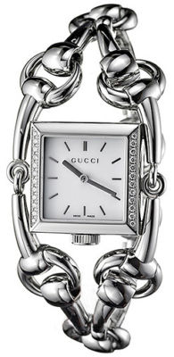 GUCCI Signoria Diamond Petite Ladies Watch YA116505