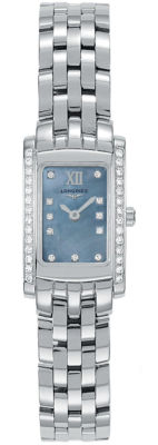 LONGINES Dolce Vita Diamond Ladies Watch L5.158.0.83.6
