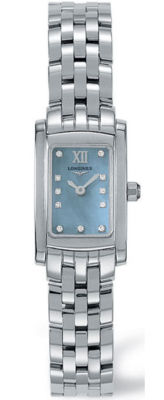 LONGINES Dolce Vita Diamond Ladies Watch L5.158.4.83.6