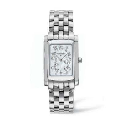 LONGINES Dolce Vita Diamond Ladies Watch L5.502.4.07.6