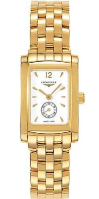 LONGINES DolceVita 18ct Gold Ladies Watch L5.155.6.16.6