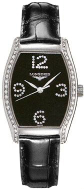 LONGINES Evidenza Diamond Ladies Watch L2.155.0.57.2