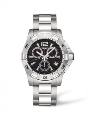 LONGINES HydroConquest Chronograph Gents Watch L3.650.4.56.6
