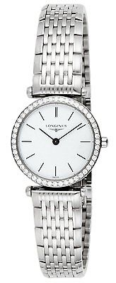 LONGINES La Grande Classique Diamond Ladies Watch L4.241.0.12.6