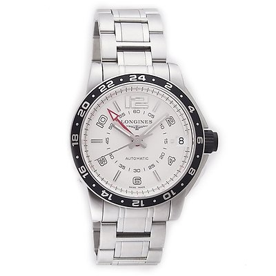 LONGINES Sports Admiral GMT AUTO Gents Watch L3.668.4.76.6