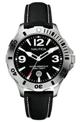 NAUTICA BFD 101 Diver Gents Watch A11541G