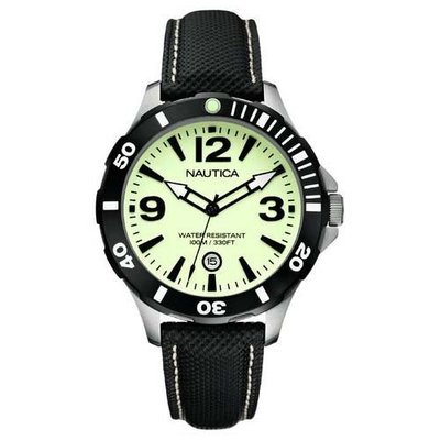NAUTICA BFD 101 Diver Gents Watch A13501G