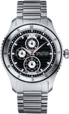 NAUTICA NCS 200 Multi-Dial Gents Watch A18587G