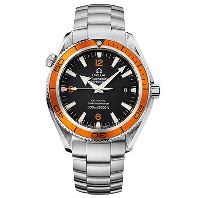 OMEGA Seamaster Planet Ocean Co-Axial Automatic Auto Gents Watch 2209.50.00