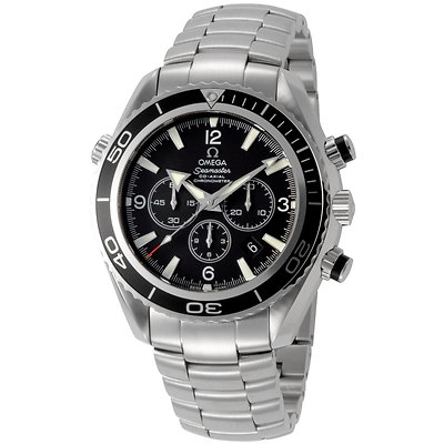 OMEGA Seamaster Planet Ocean Co-Axial Chronograph Gents Watch 2210.50.00