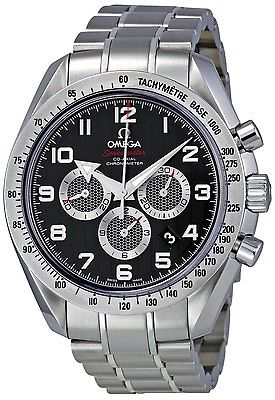 OMEGA Speedmaster Broad Arrow Automatic Co-axial Chronograph Watch 321.10.44.50.01.001