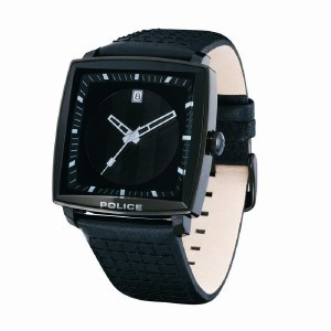 POLICE Patrol-X Black Gents Watch PL-12077JSB/02