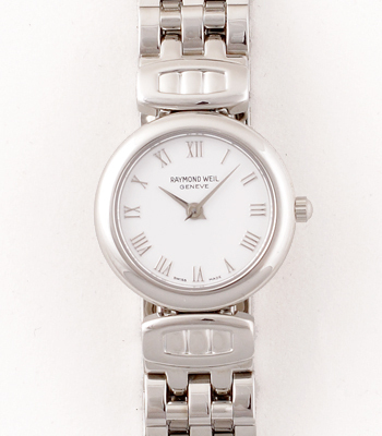 RAYMOND WEIL Chorus Ladies Watch 5890-ST-00308